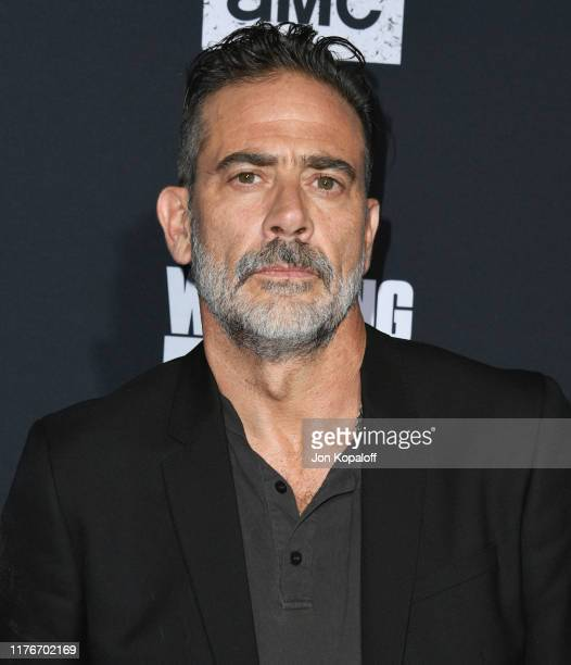 "Jeffrey Dean Morgan attends the Special Screening Of AMC's ""The Walking Dead"" Season 10 at Chinese 6 Theater– Hollywood on September 23, 2019 in..."