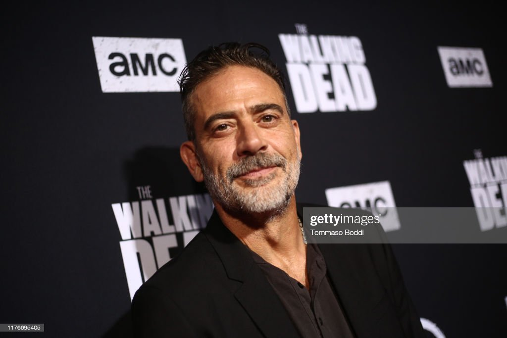 The Walking Dead Premiere and Party : News Photo