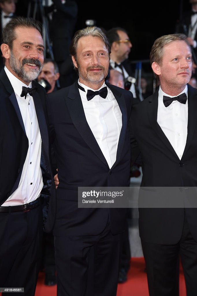 """""""The Salvation"""" Premiere - The 67th Annual Cannes Film Festival : News Photo"""