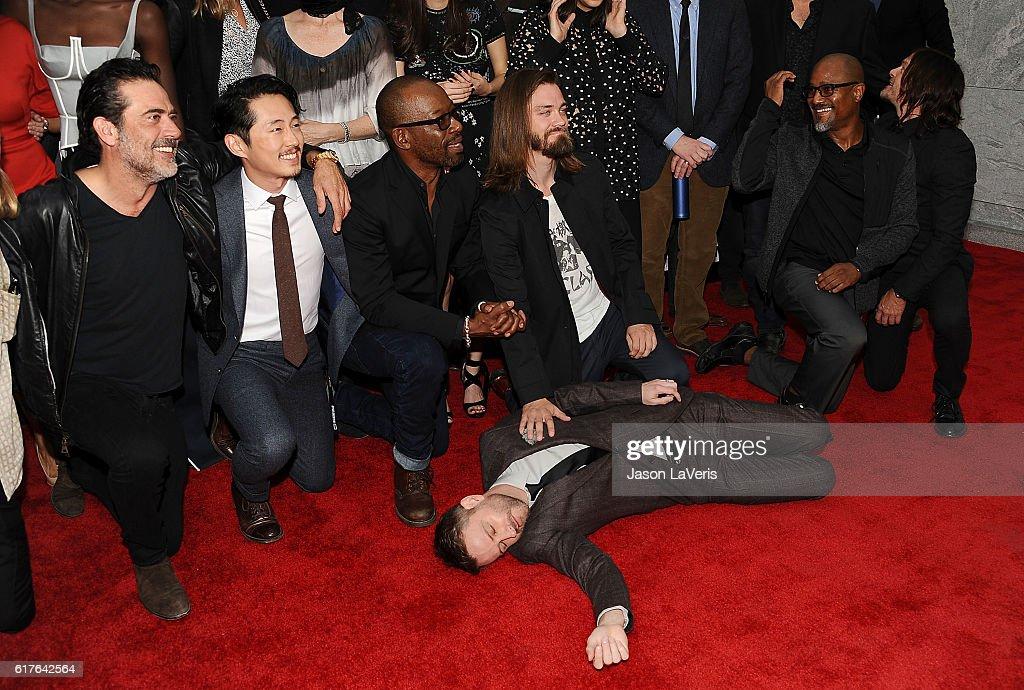 Steven and chris dead