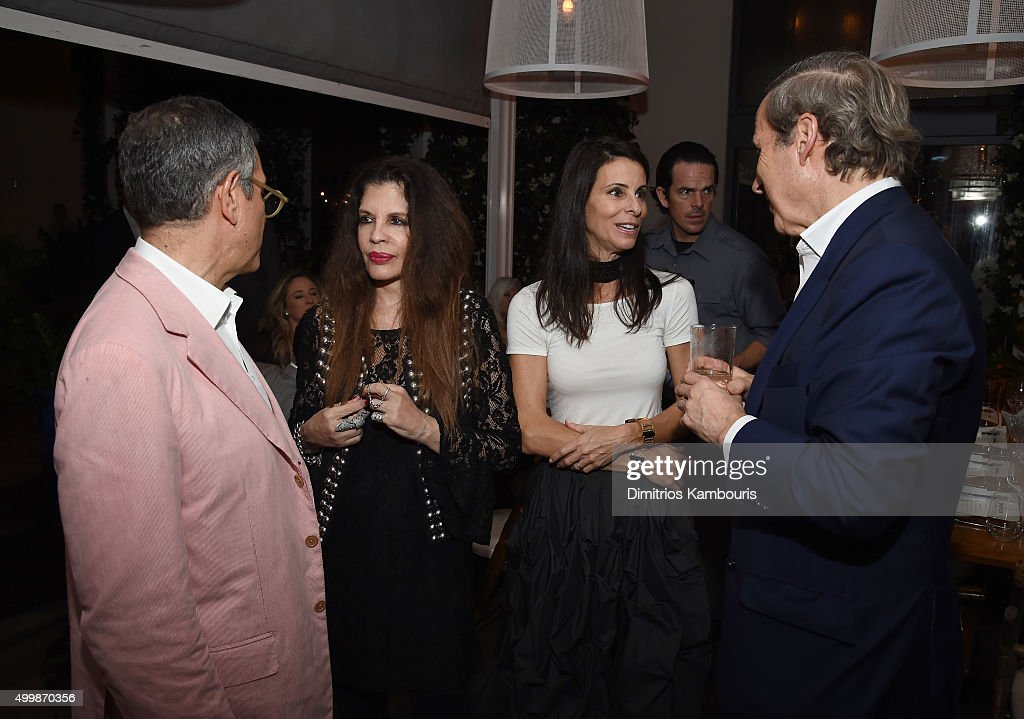 Aby Rosen and Samantha Boardman Host Their Annual Dinner at The Dutch W Hotel South Beach : News Photo