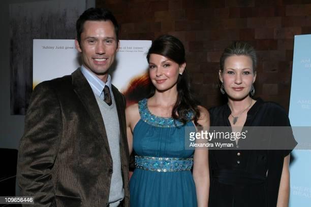 Jeffrey Donovan Ashley Judd and Joey Lauren Adams