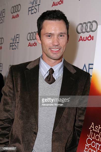 Jeffrey Donovan during AFI Film Festival 'Come Early Morning' Dinner and Screening at Arclight in Hollywood California United States
