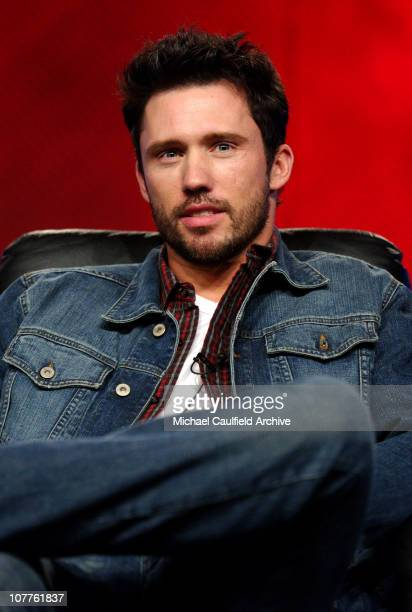 Jeffrey Donovan during USA SCI FI Presentation of Touching Evil at the Television Critics Association Meeting at The Renaissance Hotel in Hollywood...