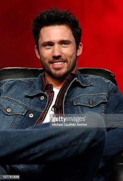 Jeffrey Donovan during USA SCI FI Presentation of 'Touching Evil' at the Television Critics Association Meeting at The Renaissance Hotel in Hollywood...