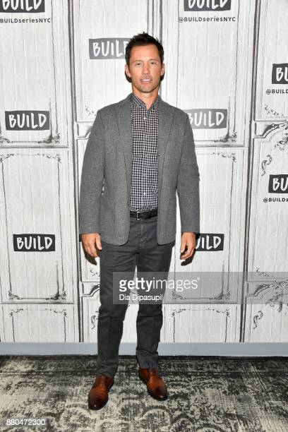 Jeffrey Donovan visits Build to discuss 'Shut Eye' at Build Studio on November 27 2017 in New York City