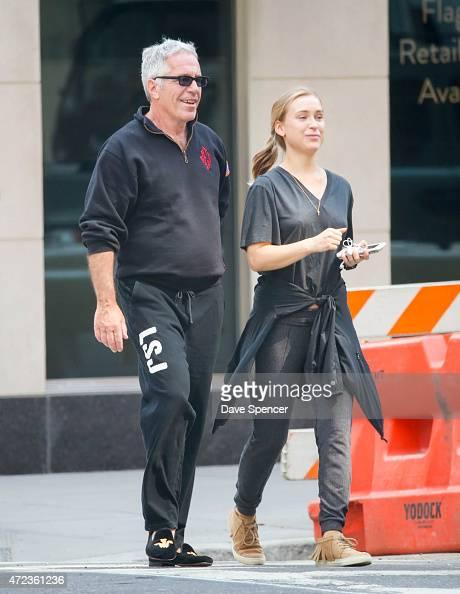 Jeffrey Epstein Sighting In New York City - May 5, 2015