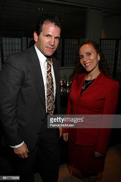 Jeffrey Gould and Shoshanah Goldberg attend A Centennial Celebration for Harold Arlen at The Museum of Television and Radio on October 17 2005 in New...