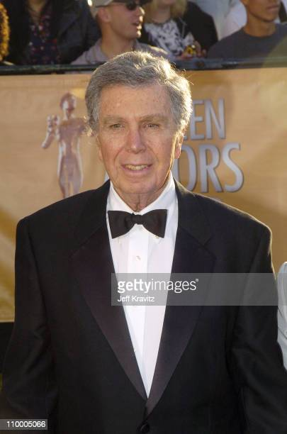 Jeffrey Hayden during 2005 Screen Actors Guild Awards Arrivals at The Shrine in Los Angeles California United States