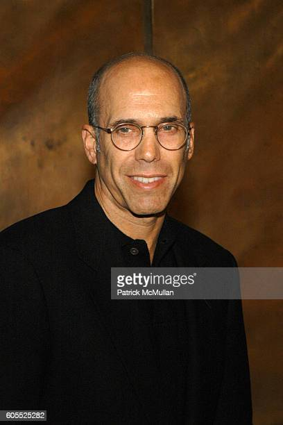 Jeffrey Katzenberg attends HARRY WINSTON to Celebrate Opening of New Beverly Hills Flagship Store at Harry Winston on January 11 2006 in Beverly...