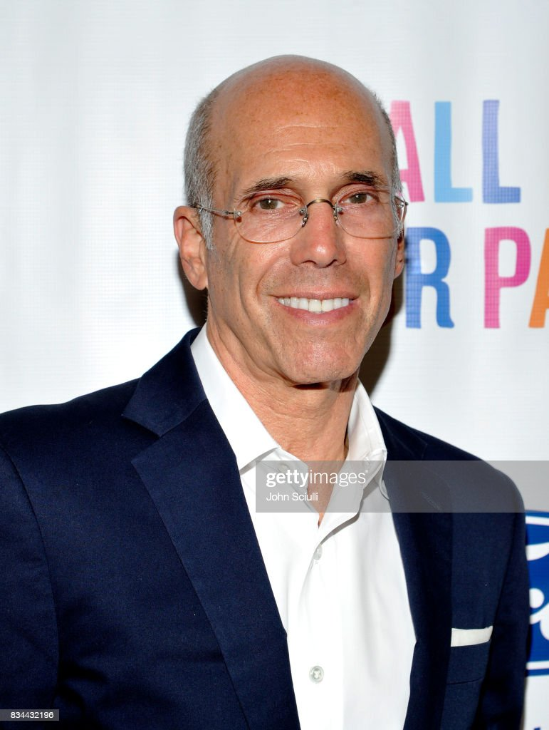 Jeffrey Katzenberg attends MPTF's NextGen Summer Party presented by Ford Motor Company and hosted by Jeffrey Katzenberg at NeueHouse Los Angeles on August 17, 2017 in Hollywood, California.