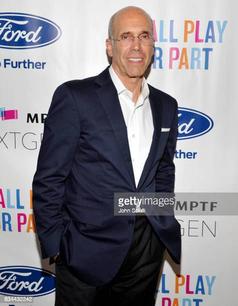 Jeffrey Katzenberg attends MPTF's NextGen Summer Party presented by Ford Motor Company and hosted by Jeffrey Katzenberg at NeueHouse Los Angeles on...