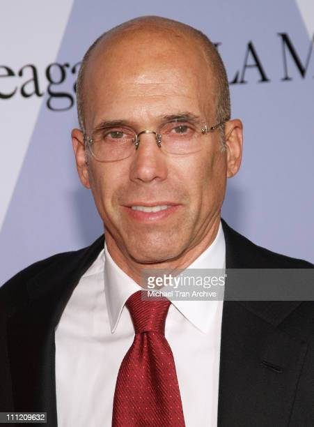 Jeffrey Katzenberg, CEO of Dreamworks Animation during The Millennium Ball 2006 Fundraiser to Benefit Ronald Reagan UCLA Medical Center - Arrivals at...