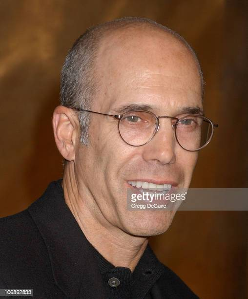 Jeffrey Katzenberg during Harry Winston Celebrates The Opening Of Their New Beverly Hills Flagship Store Arrivals at Harry Winston in Beverly Hills...