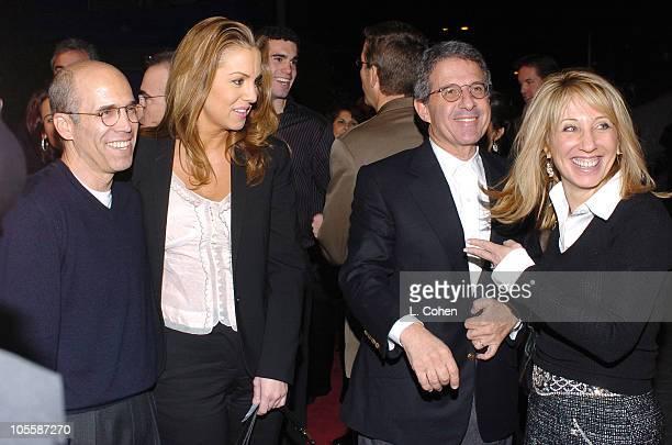 Jeffrey Katzenberg Mary Parent Ron Meyer and Stacey Snider