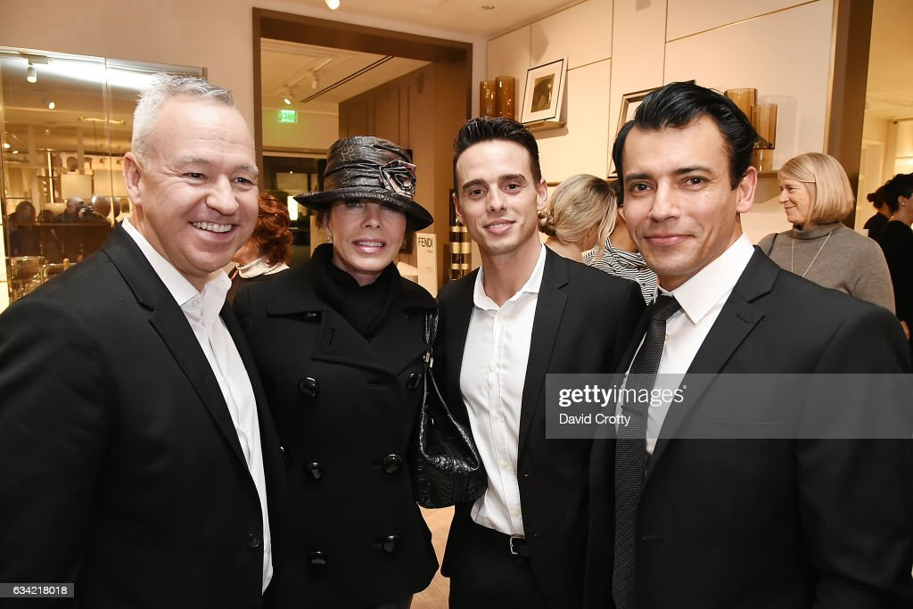 Jeffrey Krueger Donna Livingston Niccolo Frosini And Zac Lutz Attend Luxury  Living Hosts Women In Luxury