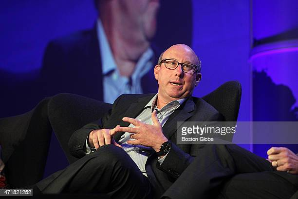 Jeffrey Leiden CEO of Vertex Pharmaceuticals