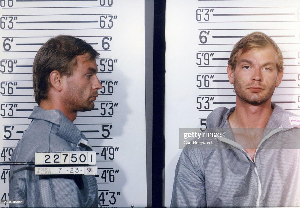 American serial killer Jeffrey Dahmer : Nachrichtenfoto