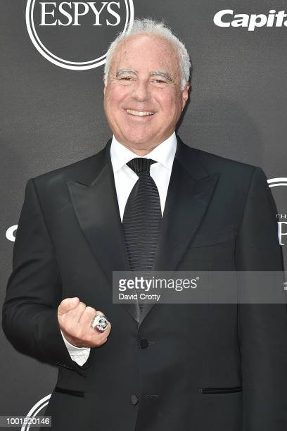 Jeffrey Lurie attends The 2018 ESPYS at Microsoft Theater on July 18, 2018 in Los Angeles, California.