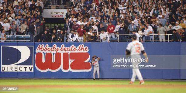 Jeffrey Maier deflects homerun ball which allows the New York Yankees to tie game 44 against the Baltimore Orioles The Yankees would eventually...