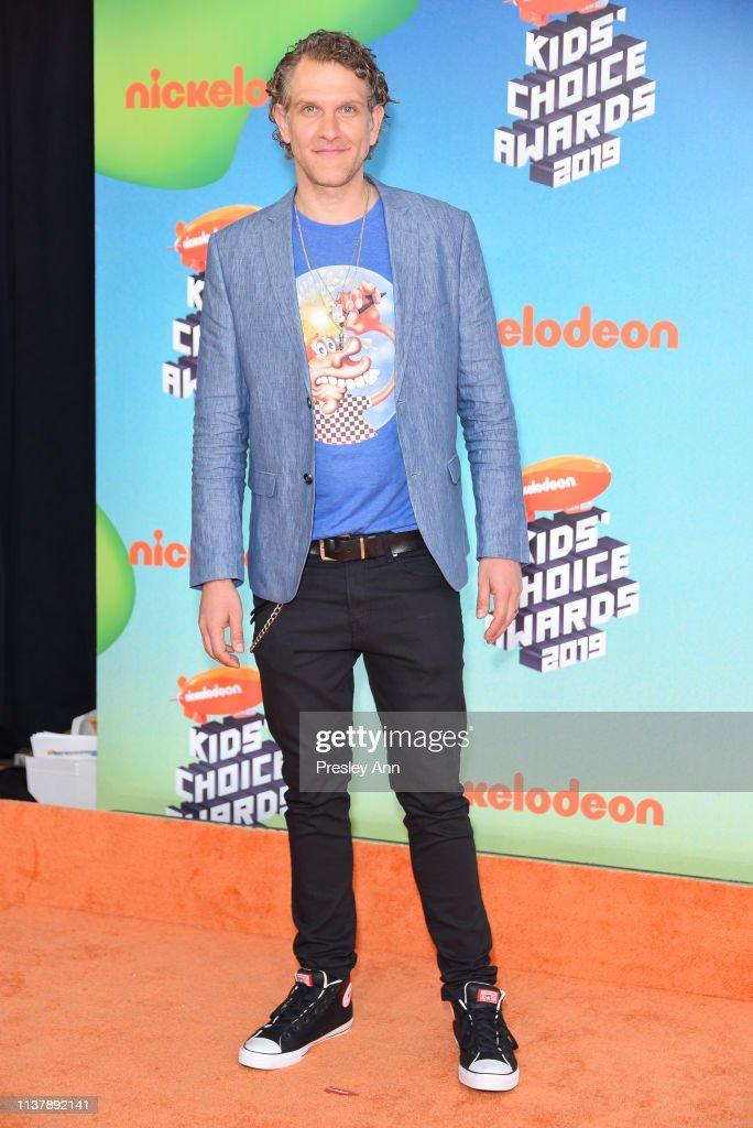 Nickelodeon's 2019 Kids' Choice Awards - Arrivals : News Photo