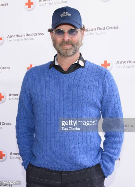 Jeffrey Nordling attends the Red Cross' 5th Annual Celebrity Golf Tournament at Lakeside Golf Club on April 16, 2018 in Burbank, California.