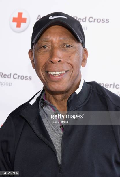 Jeffrey Osborne attends the Red Cross' 5th Annual Celebrity Golf Tournament at Lakeside Golf Club on April 16, 2018 in Burbank, California.
