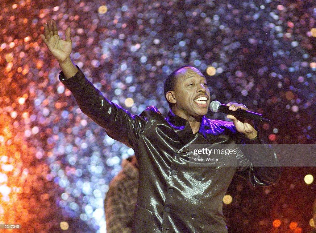 3rd Annual Soul Train Christmas Starfest : News Photo