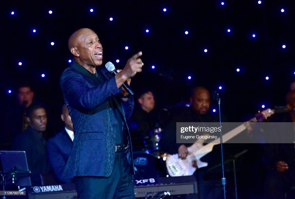 Jackie Robinson Foundation 2019 Annual Awards Dinner : News Photo