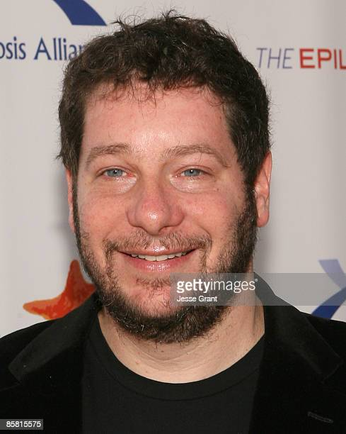 Jeffrey Ross arrives at the 8th Annual Comedy for a Cure at Boulevard3 on April 5 2009 in Hollywood California