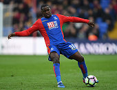 london england jeffrey schlupp crystal palace
