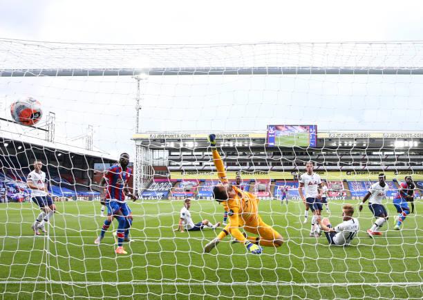 GBR: Crystal Palace v Tottenham Hotspur - Premier League