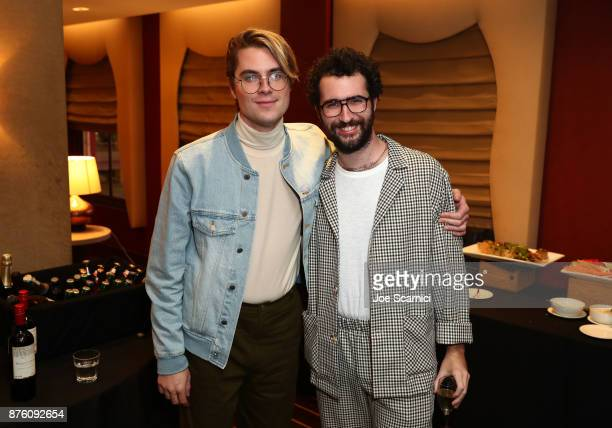 Jeffrey Self attends a 'Search Party' event during Vulture Festival LA Presented by ATT at Hollywood Roosevelt Hotel on November 18 2017 in Hollywood...