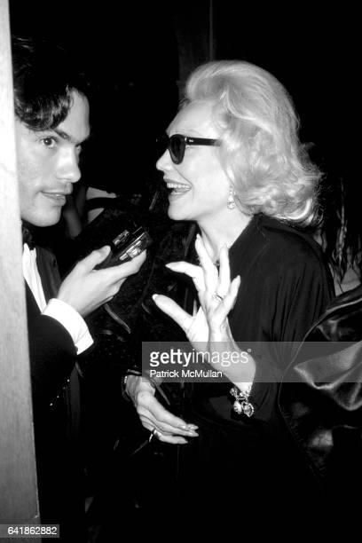 Jeffrey Slonim and Anne Slater 1989