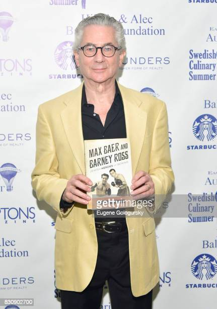 Jeffrey Sussman attends Authors Night 2017 At The East Hampton Library at The East Hampton Library on August 12 2017 in East Hampton New York