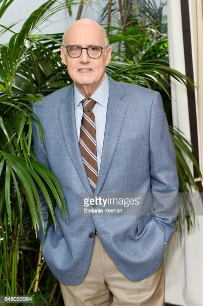 Jeffrey Tambor attend the Audi and Amazon Studios Transparent Nominees Brunch in the garden of The Chateau Marmont on September 16 2017 in Los...