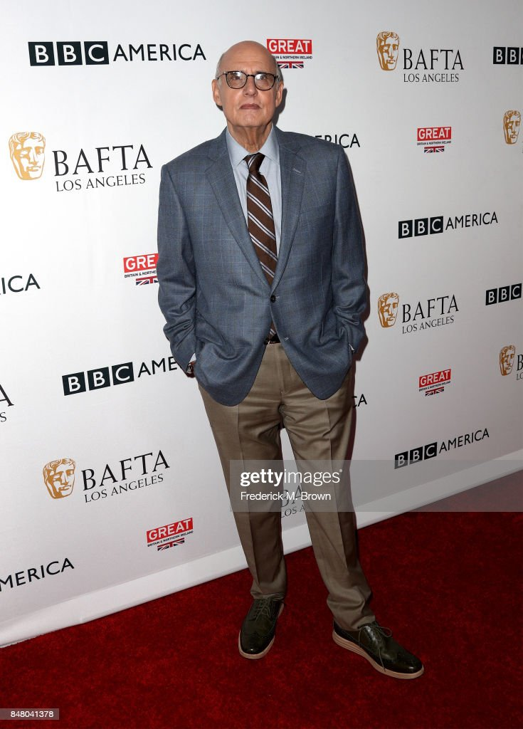 Jeffrey Tambor attends the BBC America BAFTA Los Angeles TV Tea Party 2017 at The Beverly Hilton Hotel on September 16, 2017 in Beverly Hills, California.