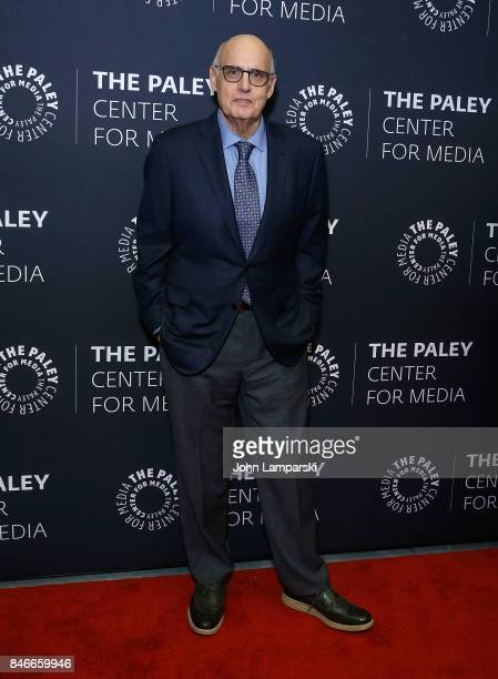 Jeffrey Tambor attends The Paley Center for Media Presents Transparent an evening with The Pfeffermans at The Paley Center for Media on September 13...