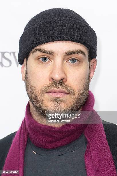 Jeffrey Tonnesen attends Paige Hospitality Group's Third Annual Sundance Football Game Watch on January 19 2014 in Park City Utah