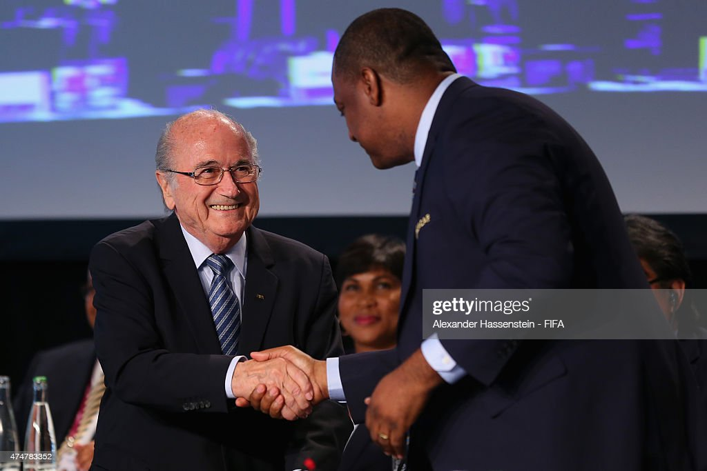 65th FIFA Congress Previews : News Photo
