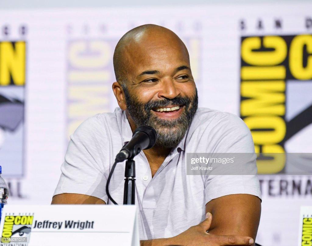 """""""Westworld"""" Comic Con Panel 2019 : Nachrichtenfoto"""