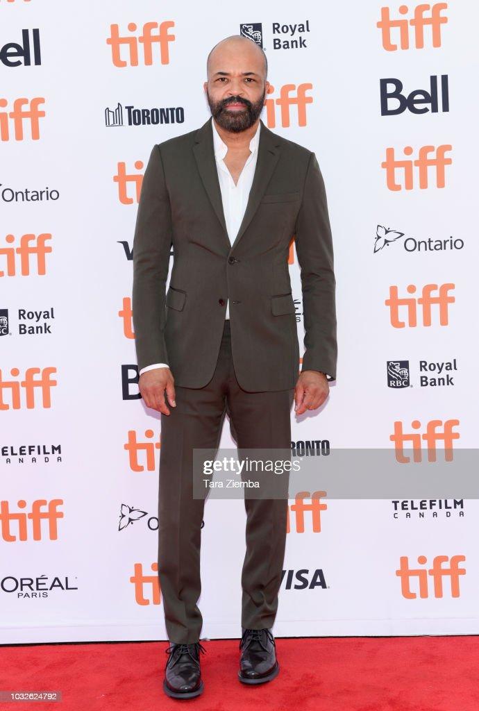 "2018 Toronto International Film Festival - ""Hold The Dark"" Premiere"