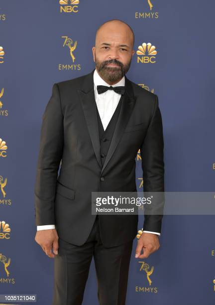 Jeffrey Wright attends the 70th Emmy Awards at Microsoft Theater on September 17 2018 in Los Angeles California