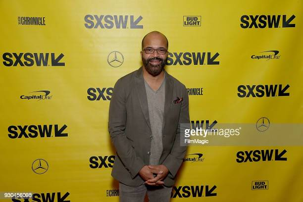 Jeffrey Wright attends the Westworld Featured Session during SXSW at Austin Convention Center on March 10 2018 in Austin Texas