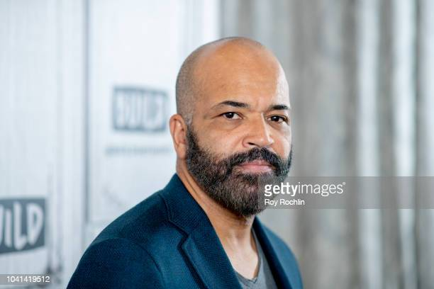 Jeffrey Wright discusses Hold The Dark with the Build Series at Build Studio on September 26 2018 in New York City
