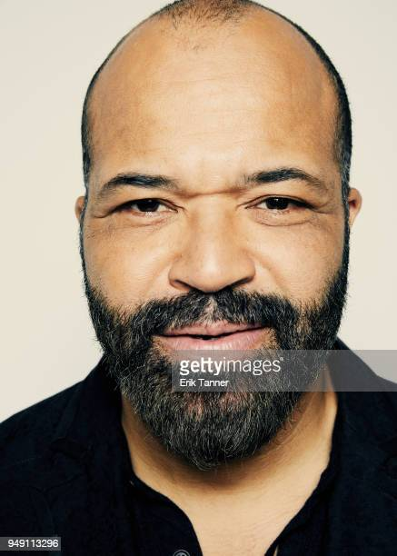 Jeffrey Wright of the film OG poses for a portrait during the 2018 Tribeca Film Festival at Spring Studio on April 20 2018 in New York City