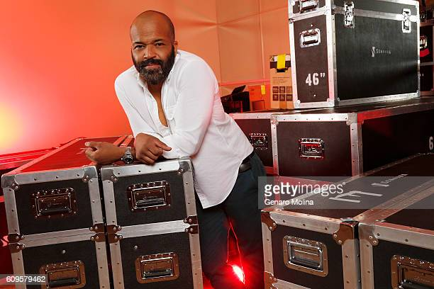 Jeffrey Wright of 'Westward' is photographed for Los Angeles Times on July 30 2016 in Los Angeles California PUBLISHED IMAGE CREDIT MUST READ Genaro...