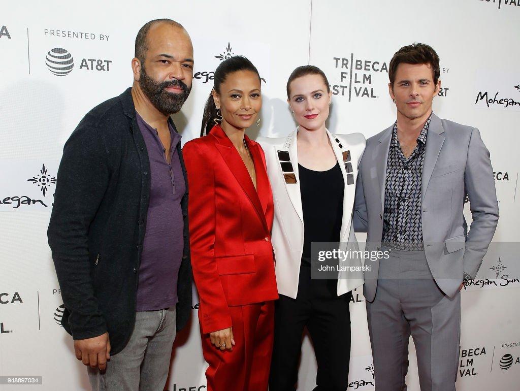 "2018 Tribeca Film Festival - ""Westworld"""