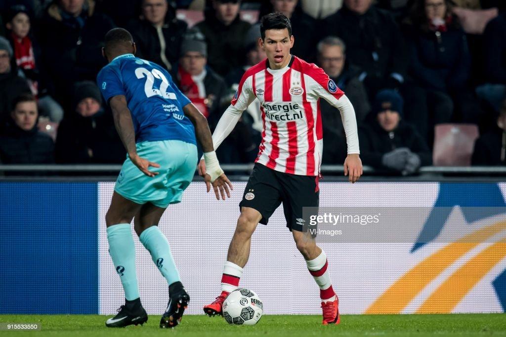 Dutch Eredivisie'PSV v sbv Excelsior' : News Photo
