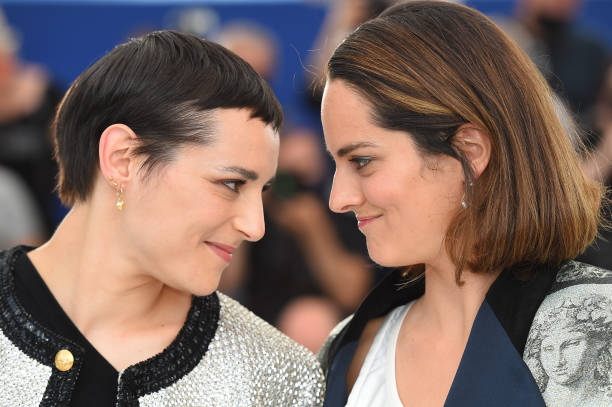 """FRA: """"Les Olympiades (Paris 13th District)"""" Photocall - The 74th Annual Cannes Film Festival"""